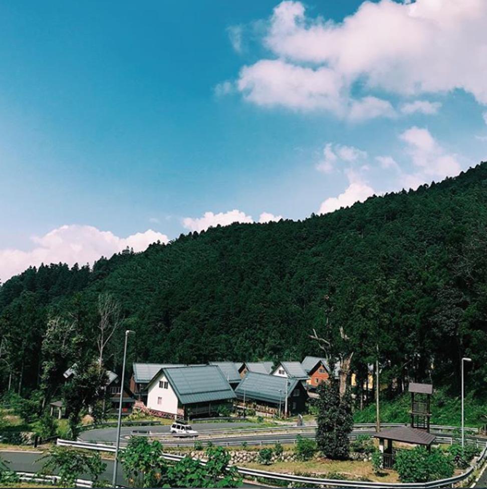 阿里山森林鐵路本線 得恩雅納社區