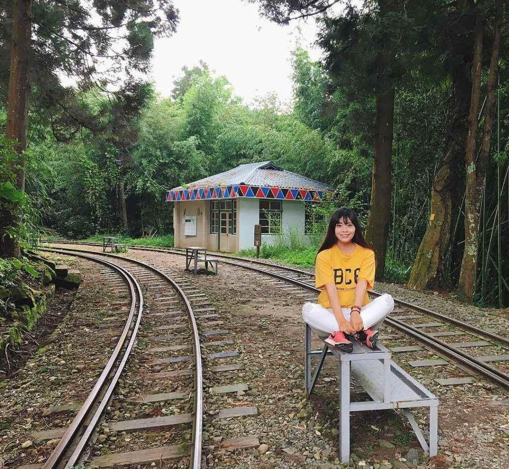 阿里山森林鐵路本線 多林車站