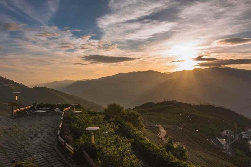 碧湖觀景台