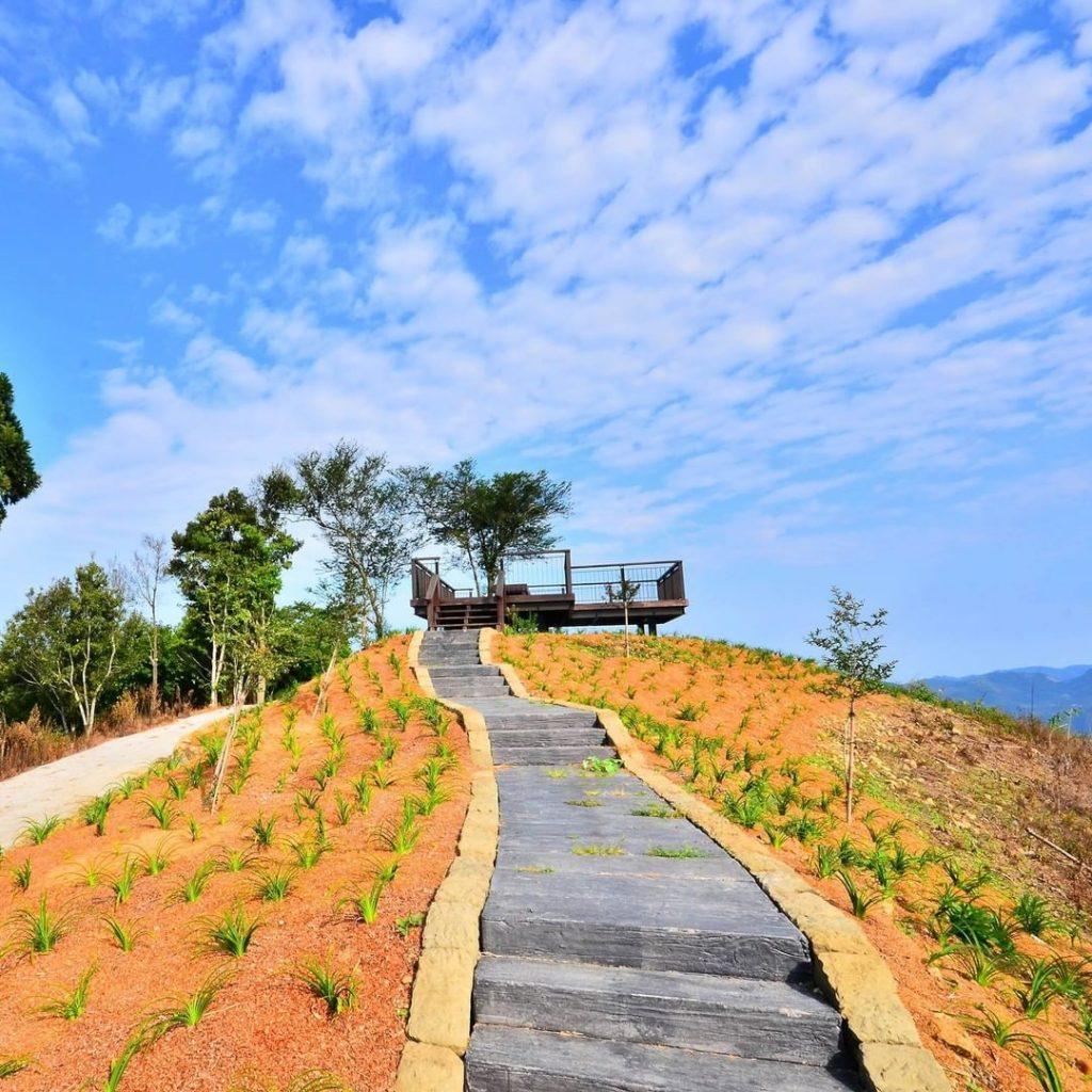 麻竹湖步道 嘉義阿里山