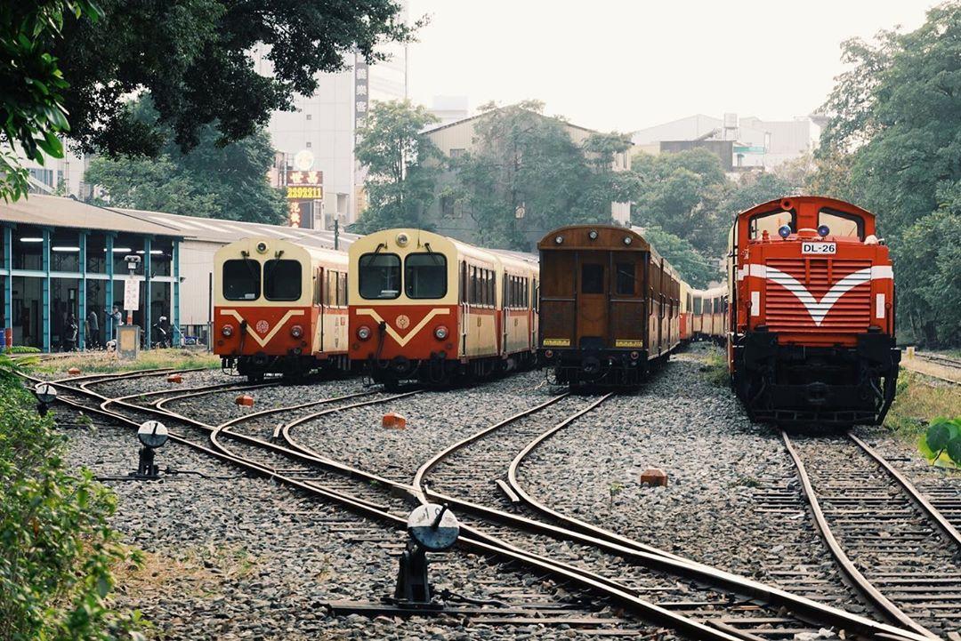 阿里山小火車訂票攻略 阿里山森林鐵路嘉義車庫